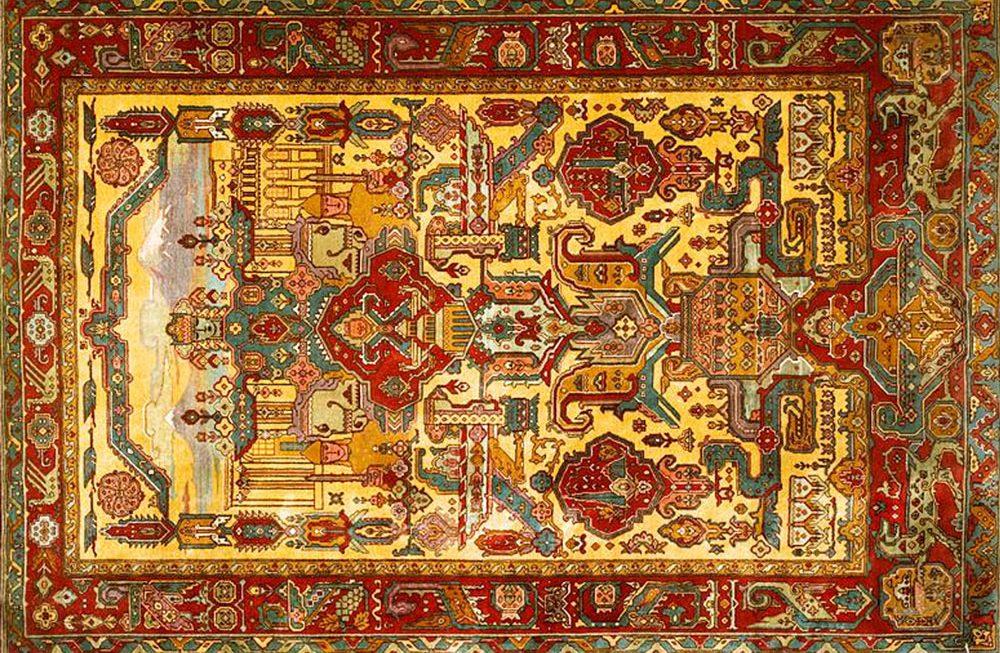 Jermenski tepisi su definitivno drugačiji od svih