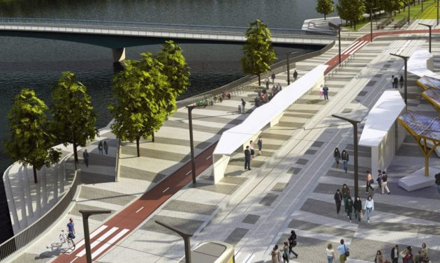 Britanski studio Knight Architects predstavio je projekat