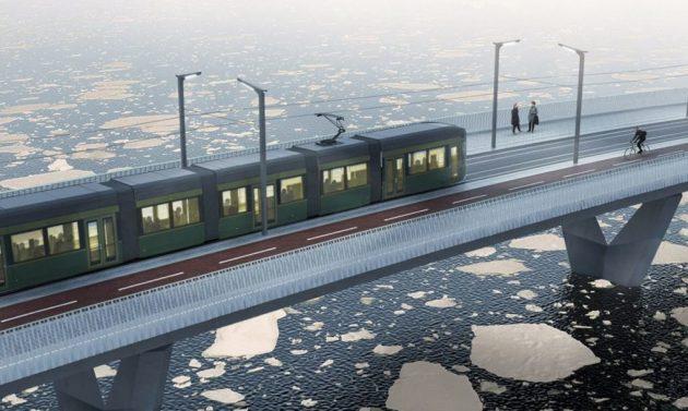 Most nazvan Kruunusillat biće dugačak oko jedan kilometar