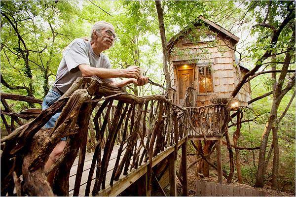 Kuća napravljena od recikliranih materijala