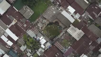 Fudbalski tereni nastali su u gusto naseljenoj četvrti