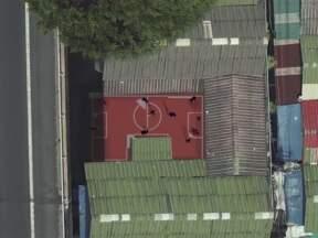 Prvi fudbalski tereni nestandardnih oblika na svetu