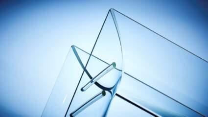 The Vidre-Slide sastoji se od dva elementa dugog stakla