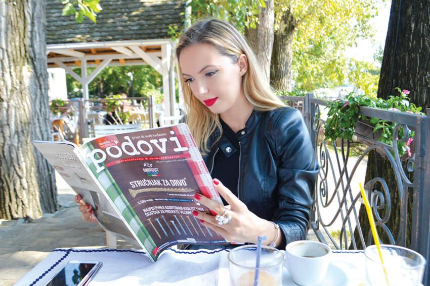 Jovana Nikčević, PR i marketing menadžer kompanije Keramika Kanjiža