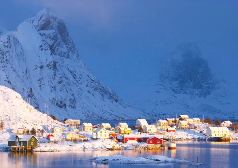 Norvežani vode računa o ekologiji i uštedi energije.