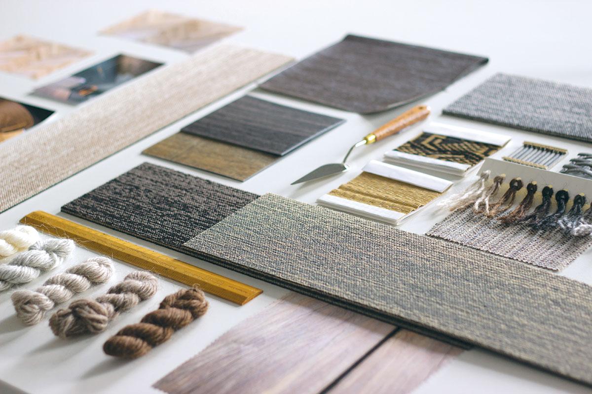 Dolaze u veoma širokom spektru tkanja, različitih gustina, visine vlakana i dezena
