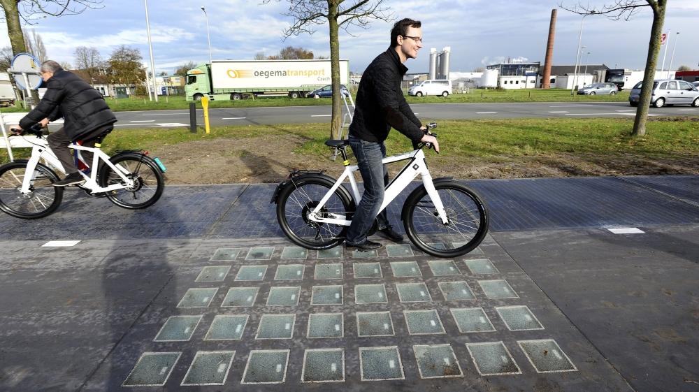Solarni put sa ravnim pločama ne uživa poverenje javnosti