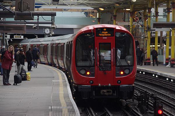 Podzemna železnica u Londonu najstarija je na svetu