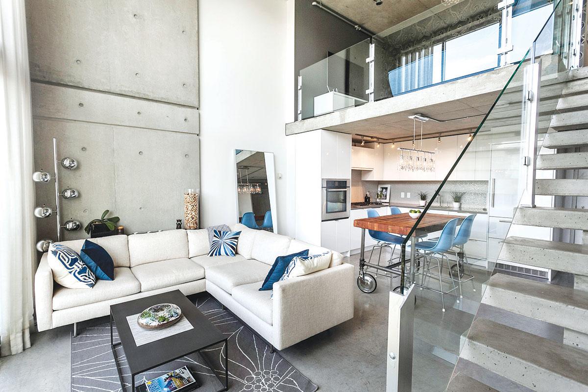 Beton se može brušiti do visoko poliranog nivoa