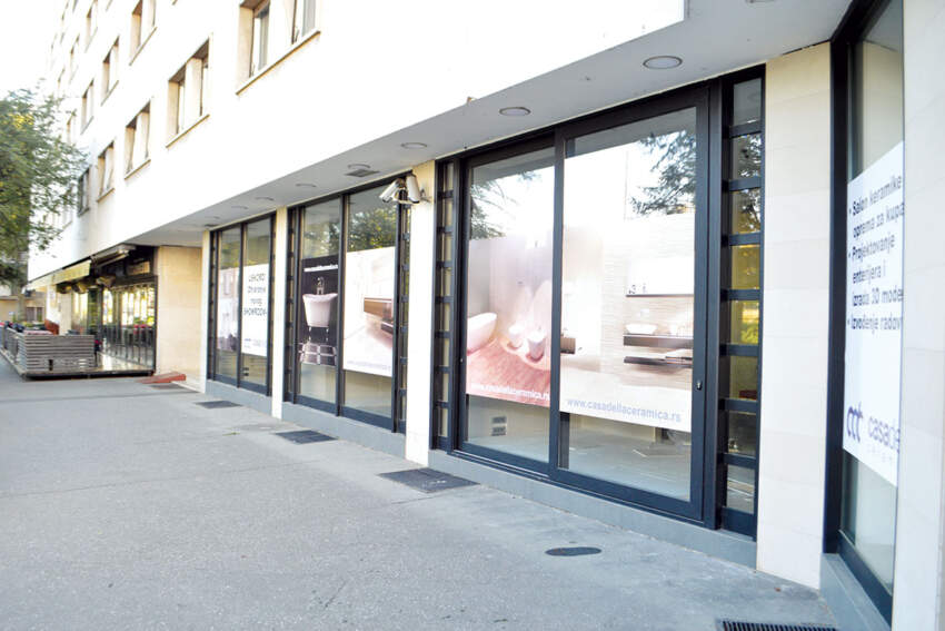 Novi salon Casa della ceramice u Novom Sadu