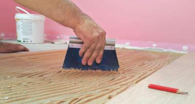 Foto: Magic Floor d.o.o. - lepljenje drvenog poda