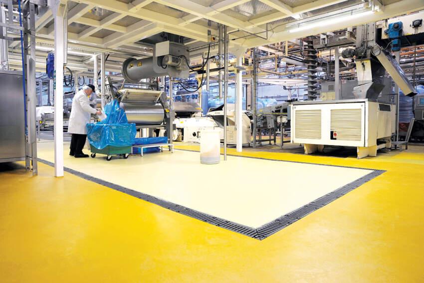 Epoksidni podovi su otporni na mineralna ulja i rastvore mineralnih baza