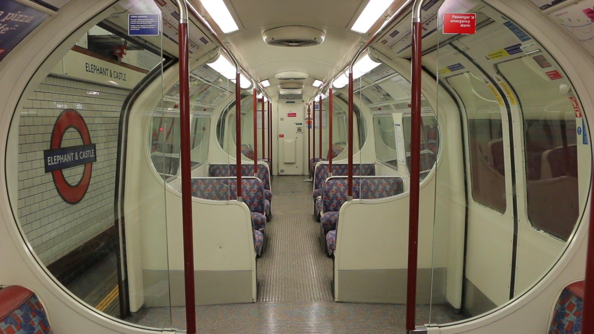 Današnji izgled londonske železnica
