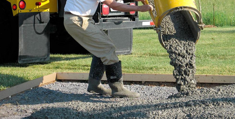 Mana ovog superupijajućeg betona je što mu smetaju niske temperature