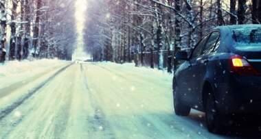 Vožnja po snegu i ledu iziskuje i opremu i pažnju