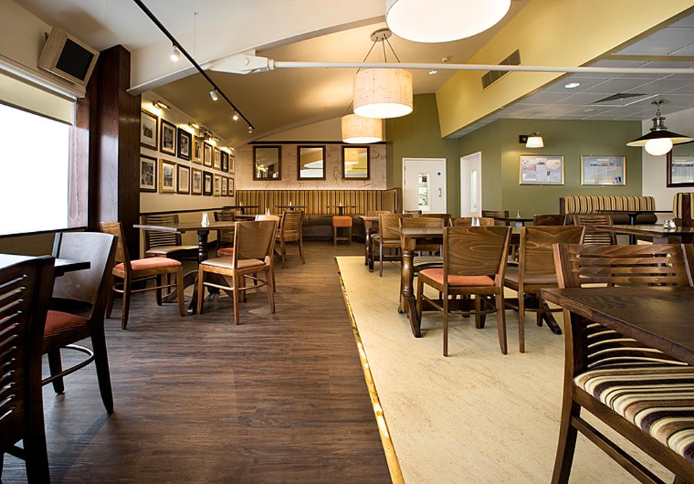 Tipovi podova u kafićima
