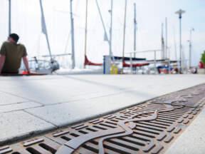 ACO građevinski elementi doo rešetke za odvodnjavanje