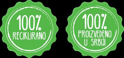 100% Proizvedeno u Srbiji
