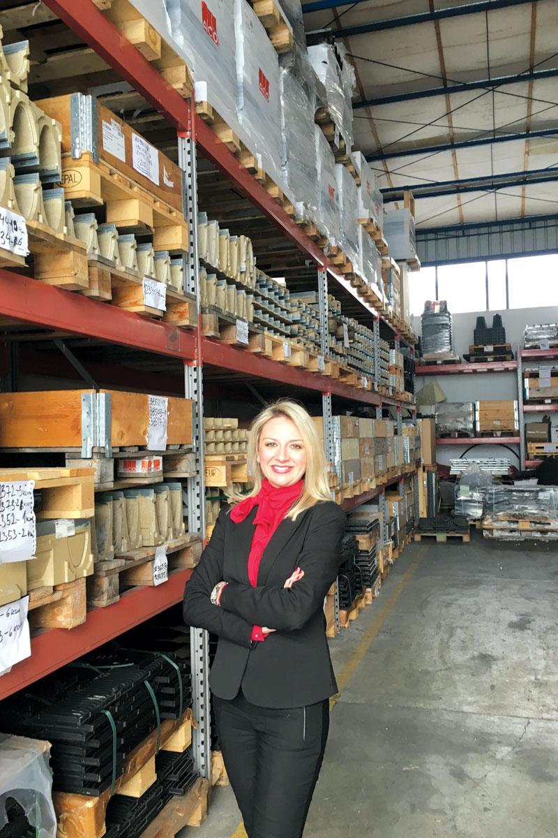 Jelena Andrić Grafakos, direktorica kompanije ACO