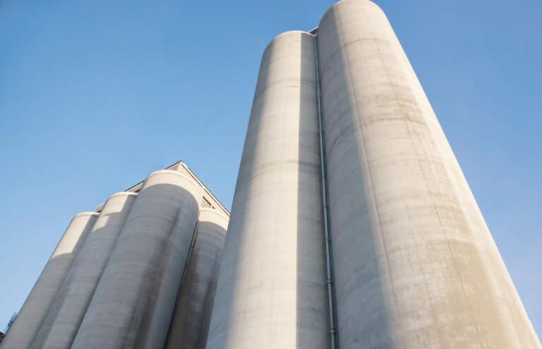 Kema, sanacija betona