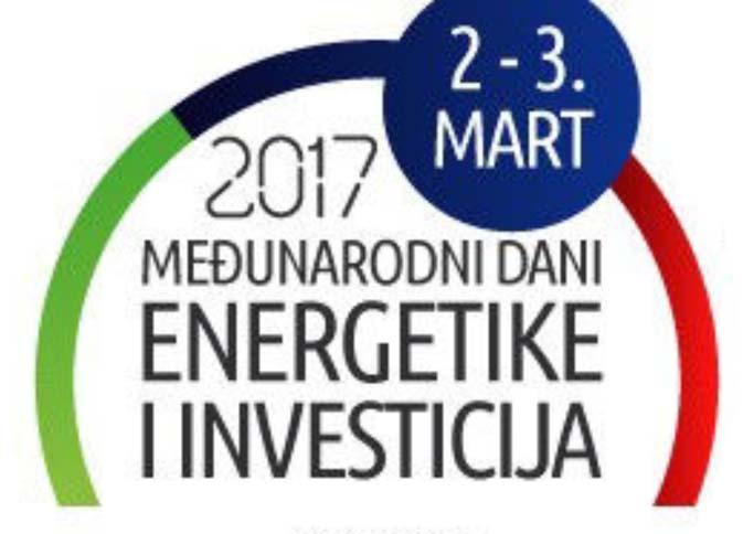 Međunarodni dan energetike i investicija biće održan u Master centru