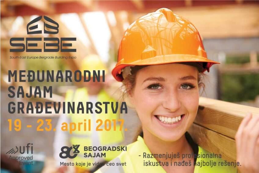 43. Međunarodni sajam građevinarstva