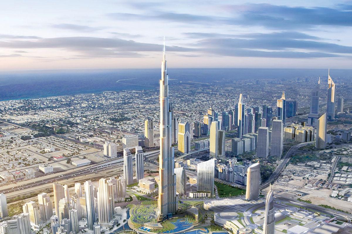"""Burž Kalifa"" u Dubaiju"