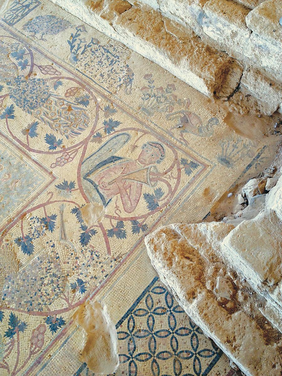 Crkva Umm ar-Rass, Jordan