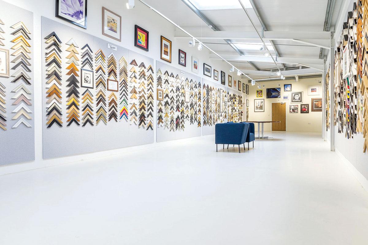 Industrijski dekorativni podovi