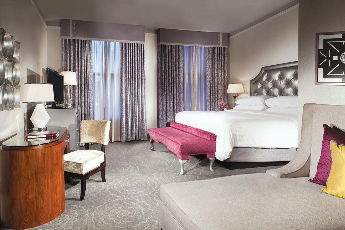 Podovi u hotelskim sobama - tepison
