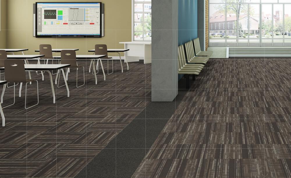Razlog odabira komercijalnog tepiha leži u funkcionalnosti i praktičnosti