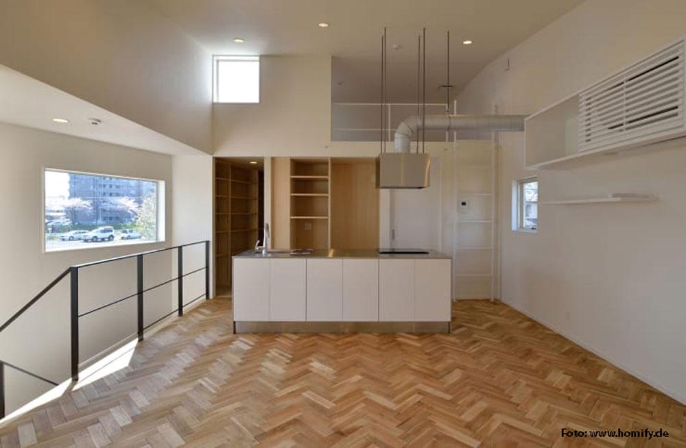Novi pod u kuhinji