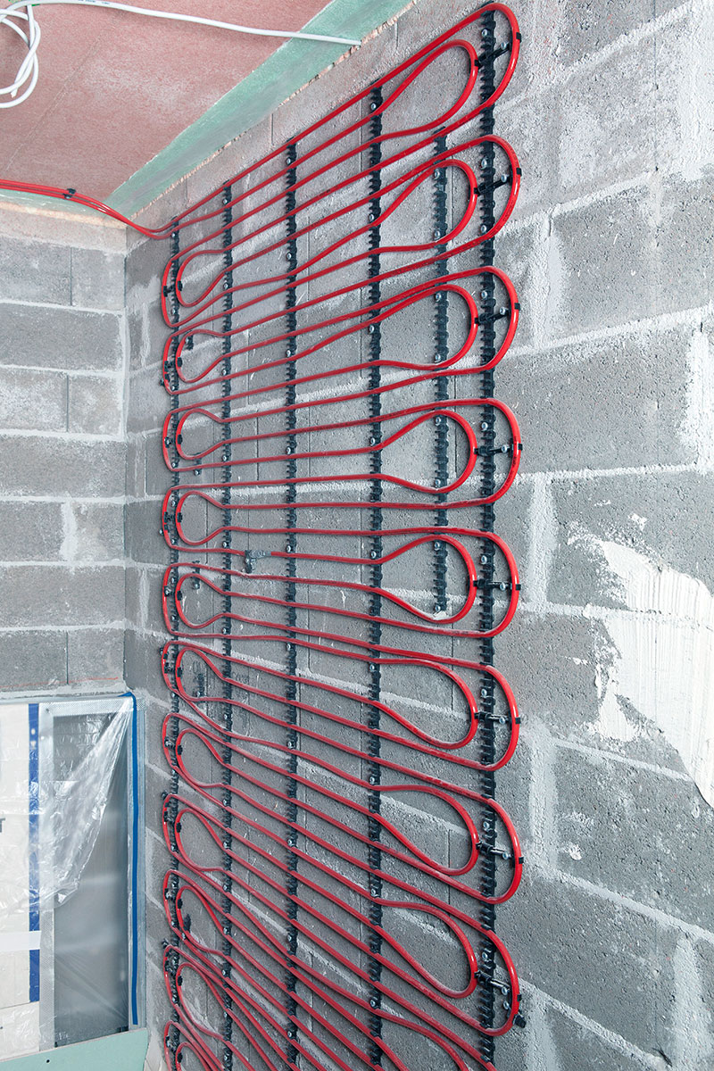 REHAU zidni sistemi grejanja i hlađenja