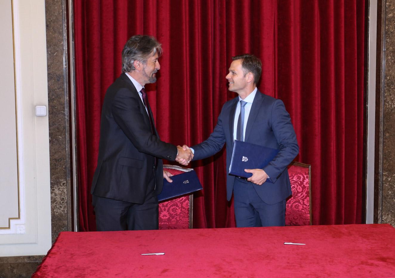 Potpisan ugovor o obnovi 15 punktova Narodne kuhinje u Beogradu