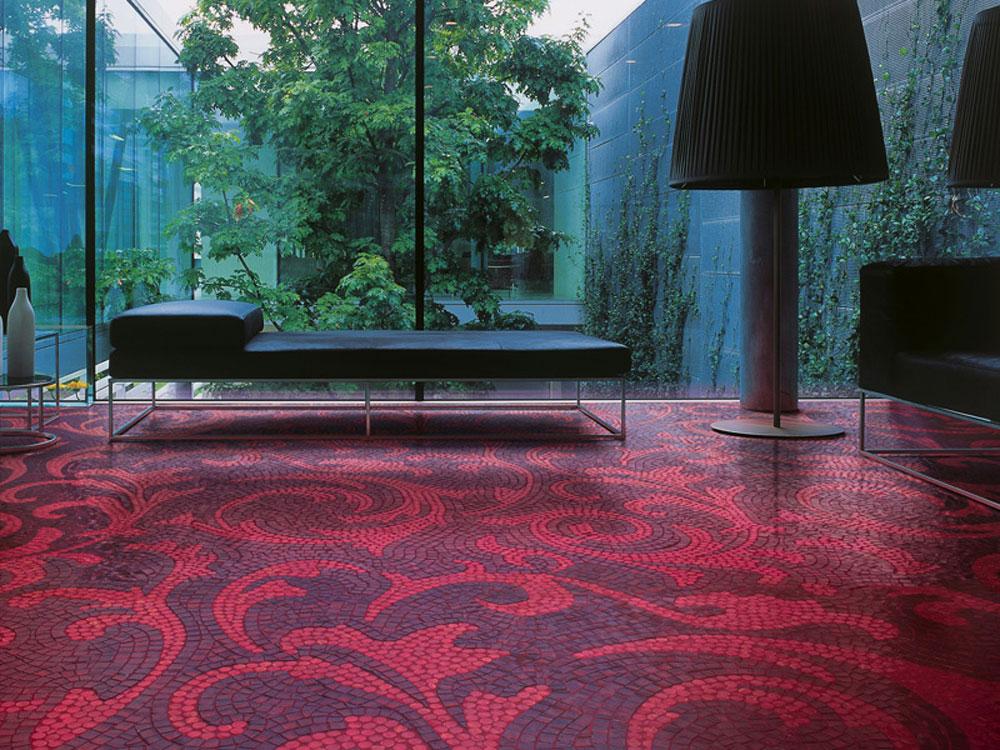 Impresivni podovi u domu