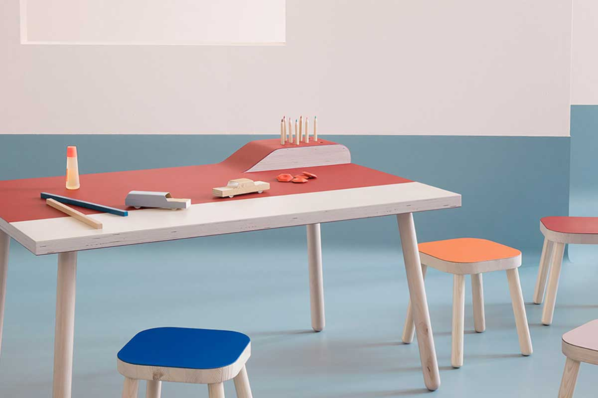 Podovi u vrtićima i školama - Linoleum
