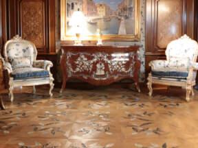 Uklapajući dekorativni podovi