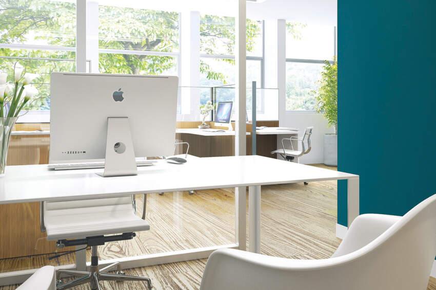 Laminat u kancelarijskom prostoru