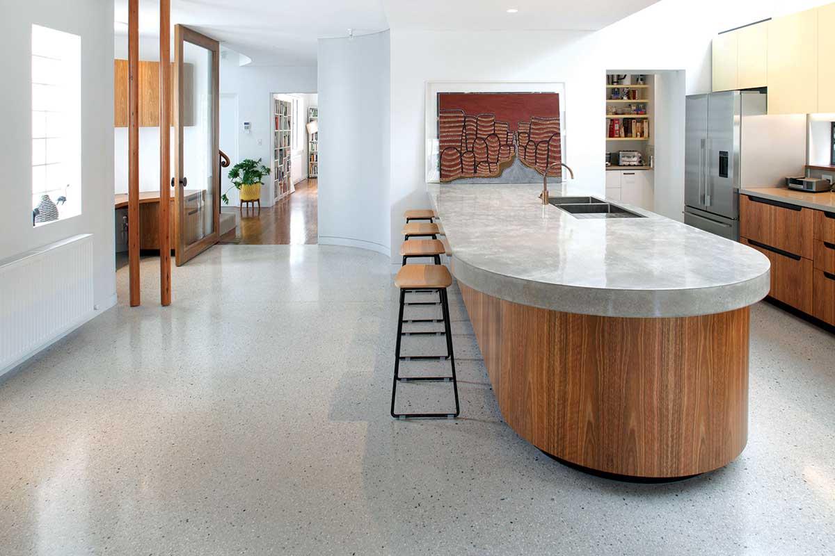Betonski dekorativni podovi