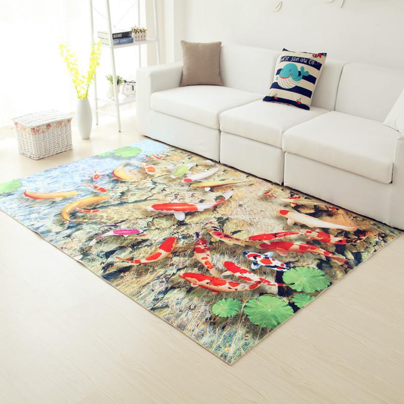 Fotorealistični tepisi u Vašem prostoru