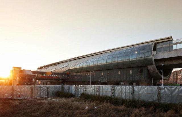 Futurističke metro stanice (preuzeto sa www.inhabitat.com)
