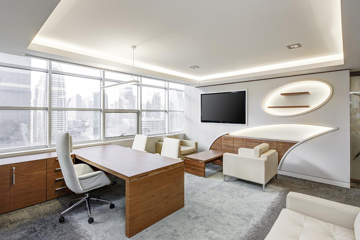 Održavanje tepisona u kancelarijskom prostoru