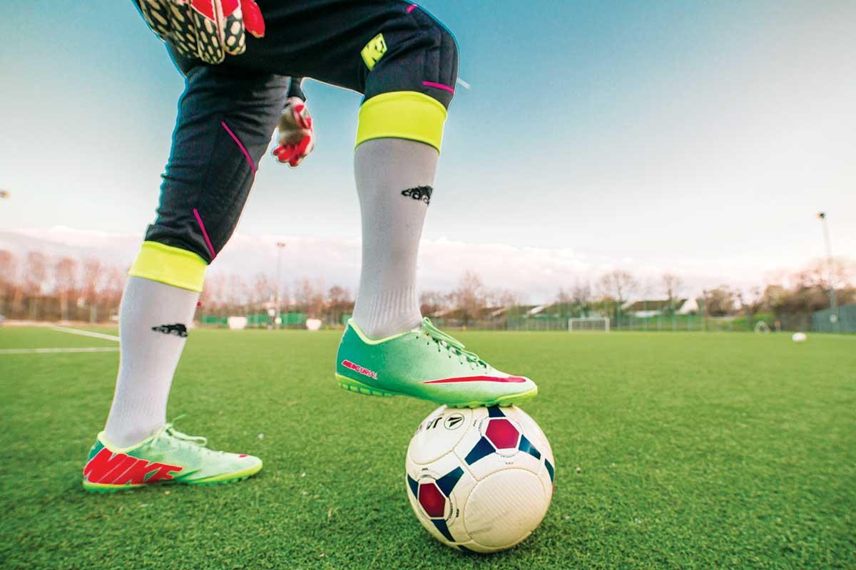 Veštačka trava za fudbalski teren