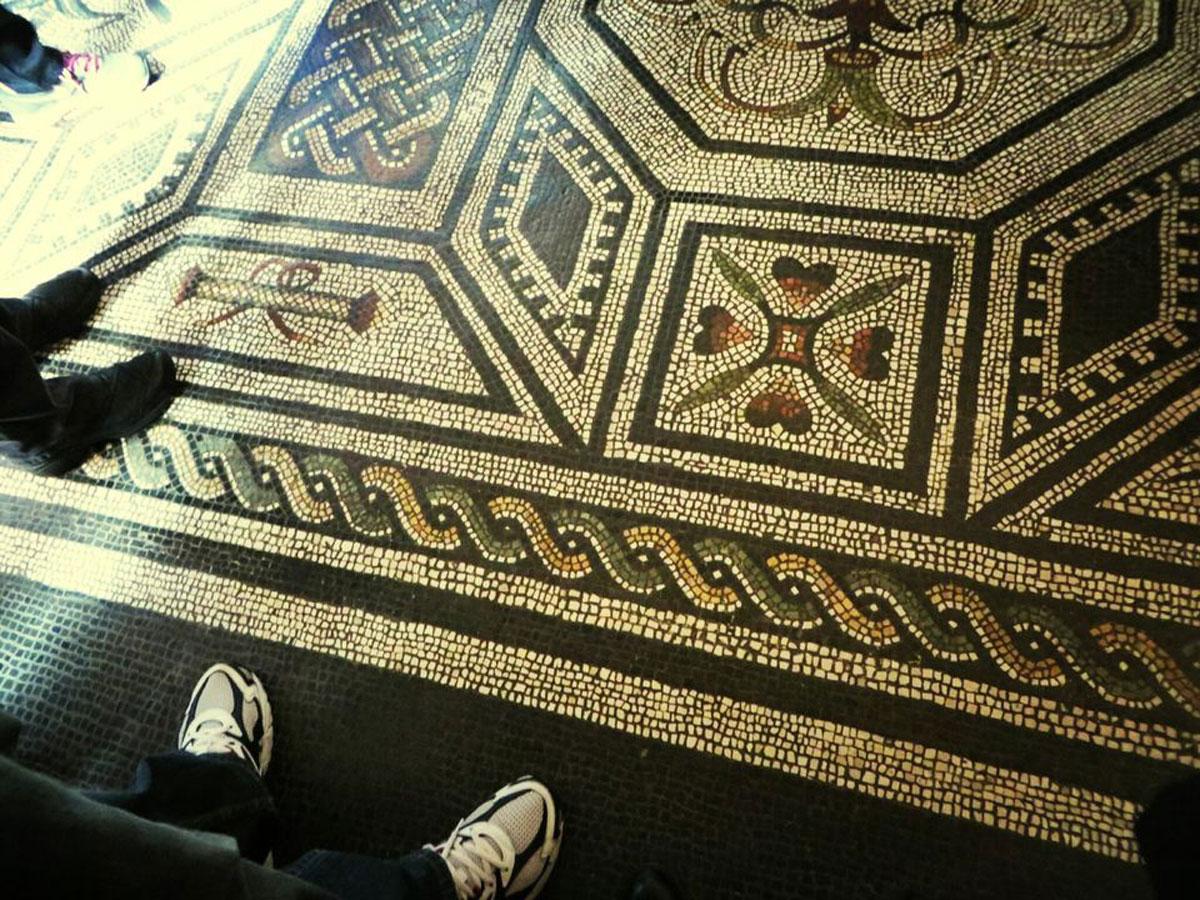 Keramički mozaik