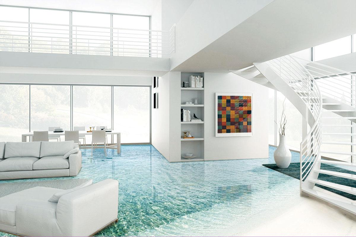 3D dekorativni podovi