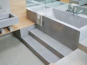 Dekorativni podovi - Microtoping tehnika
