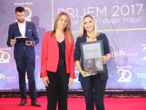 """Keramika Kanjiža d.o.o. - dodela nagrade za kampanju """"Ko ima najbolje pločice?"""""""