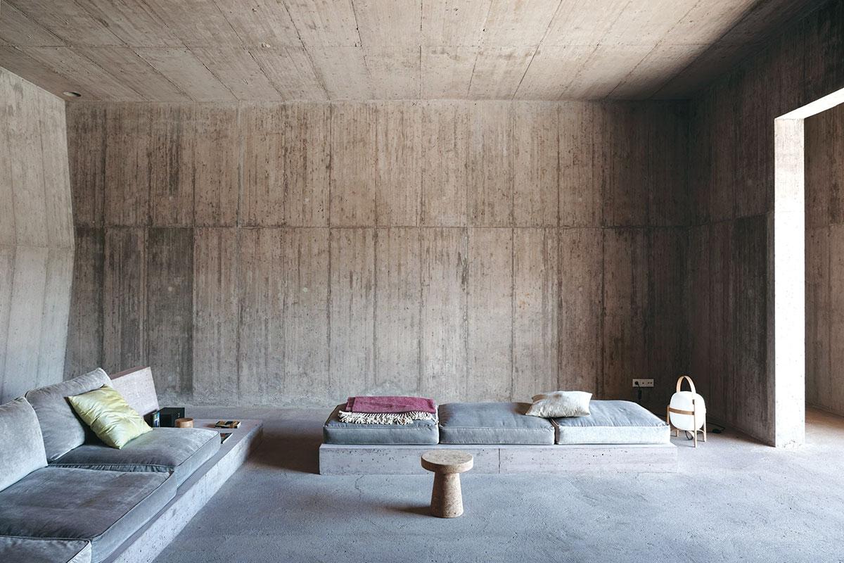 Pod od betona