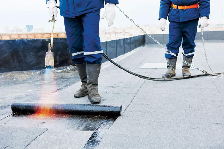 Hidroizolacija ravnih krovova