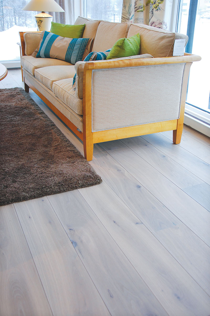 Magic Floor d.o.o. - Eur Oak, Rustic White nauljen